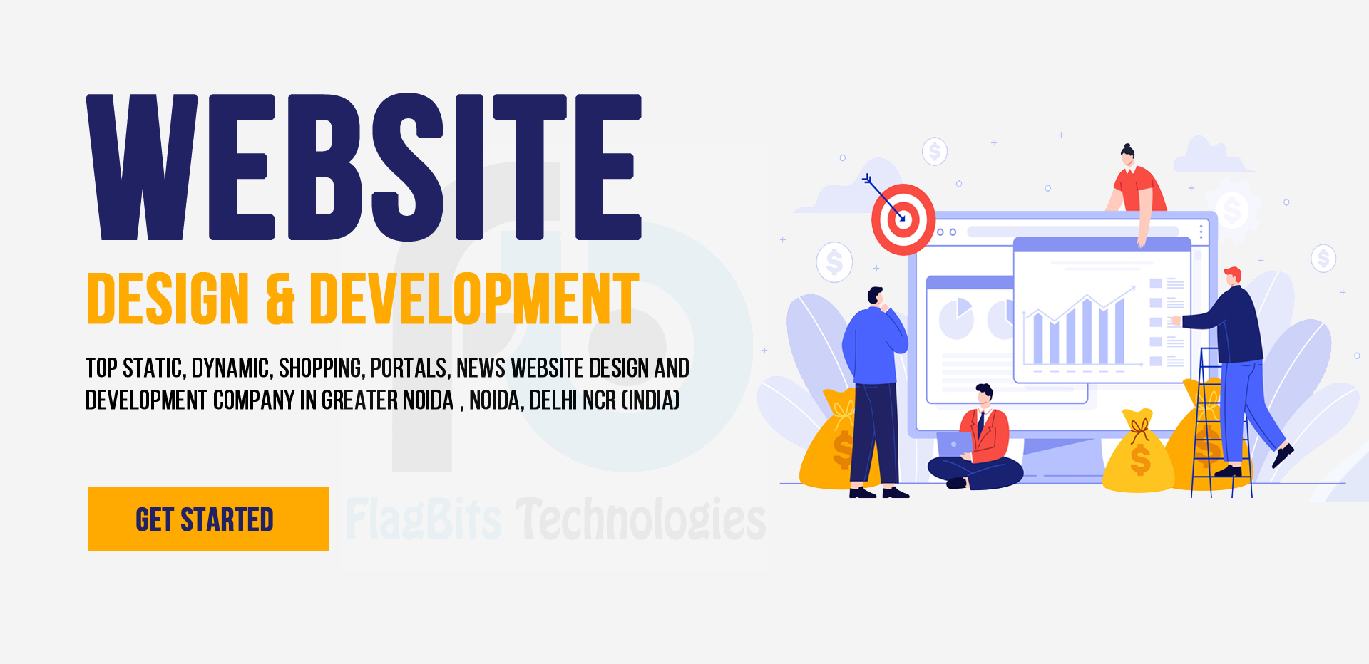 Best Website Design Development Company 2020 Flagbits